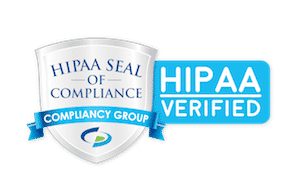 HIPAA compliance verification for HealthChampion